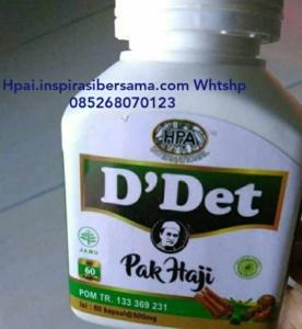 Produk herbal Hpa D diet