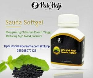 Produk Herbal Habbatussauda HPA