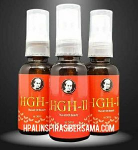 Produk herbal HGH HPA