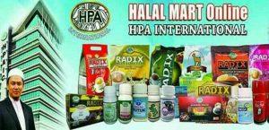 Harus Produk Halal HPA
