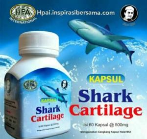 Obat Tumor dan Kanker Herbal bernama Shark Cartilage